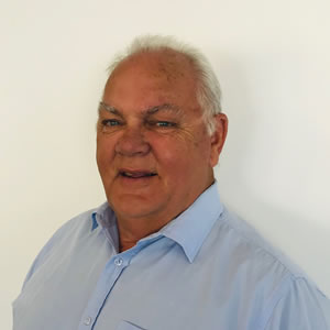 Allan Barfoot : Secretary